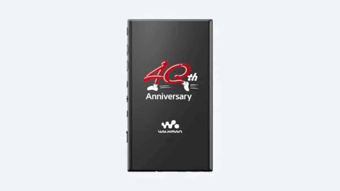 Sony A100 Walkman A Series 5