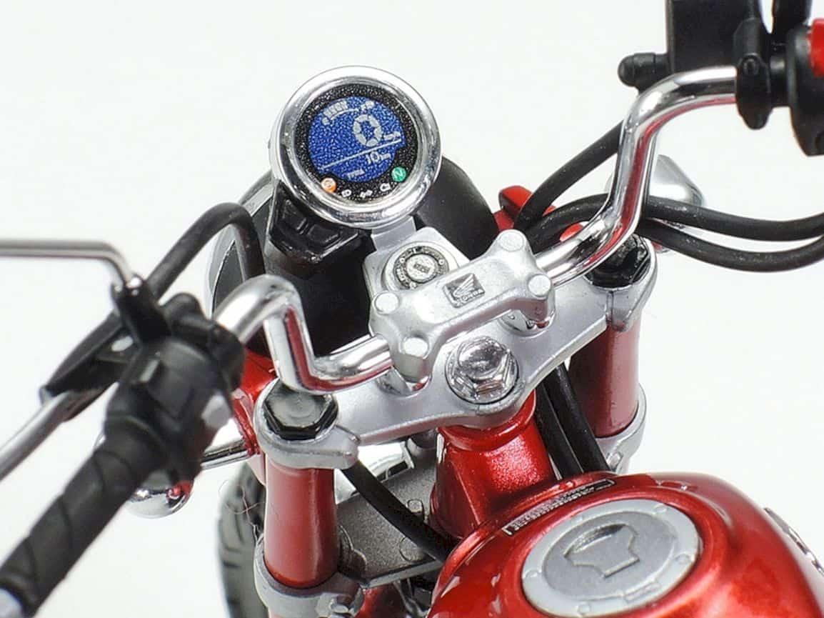 Tamiya Honda Monkey 125 Model 7