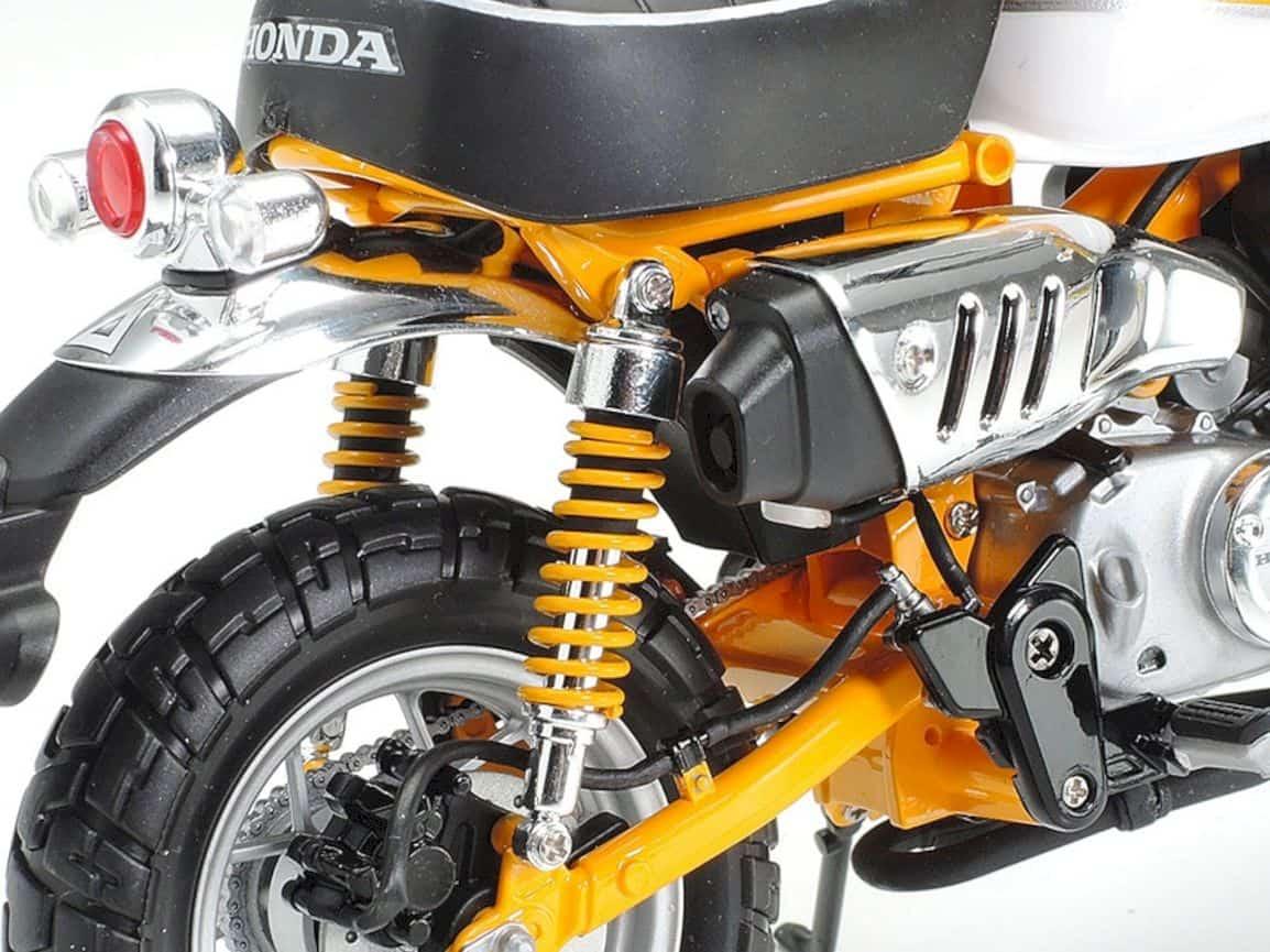 Tamiya Honda Monkey 125 Model 8