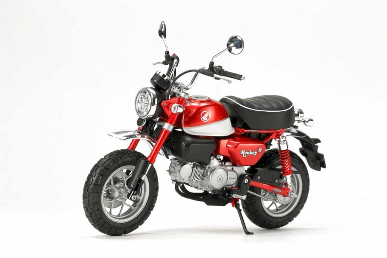 Tamiya Honda Monkey 125 Model 9
