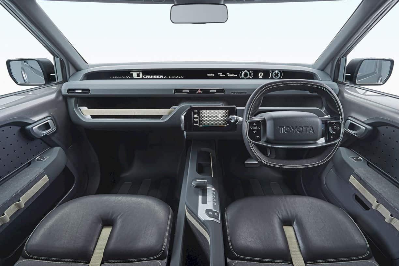 Toyota Tj Cruiser 8