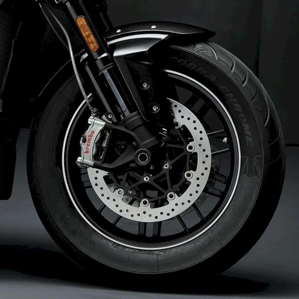 Triumph Motorcycle Rocket 3 Tfc 2