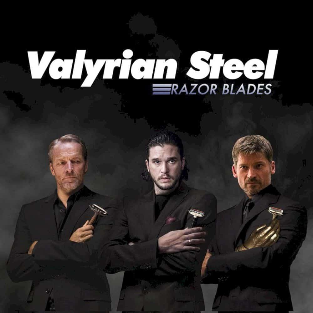 Valyrian Steel Razors 7