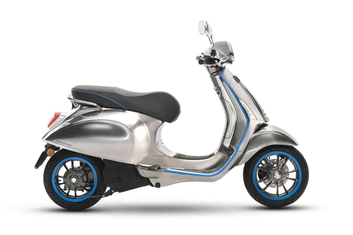 Vespa Elettrica: An Icon that Reinvents Itself