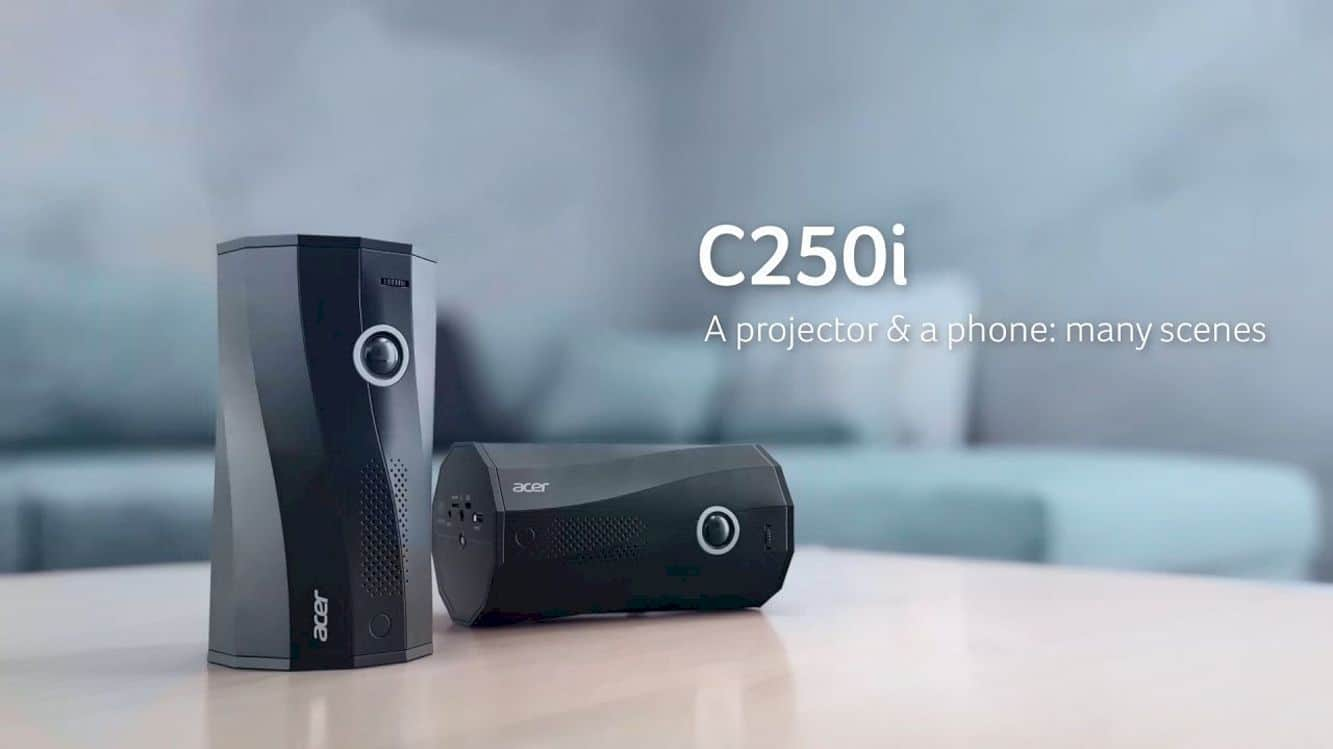 Acer C250i Portable Projector 2