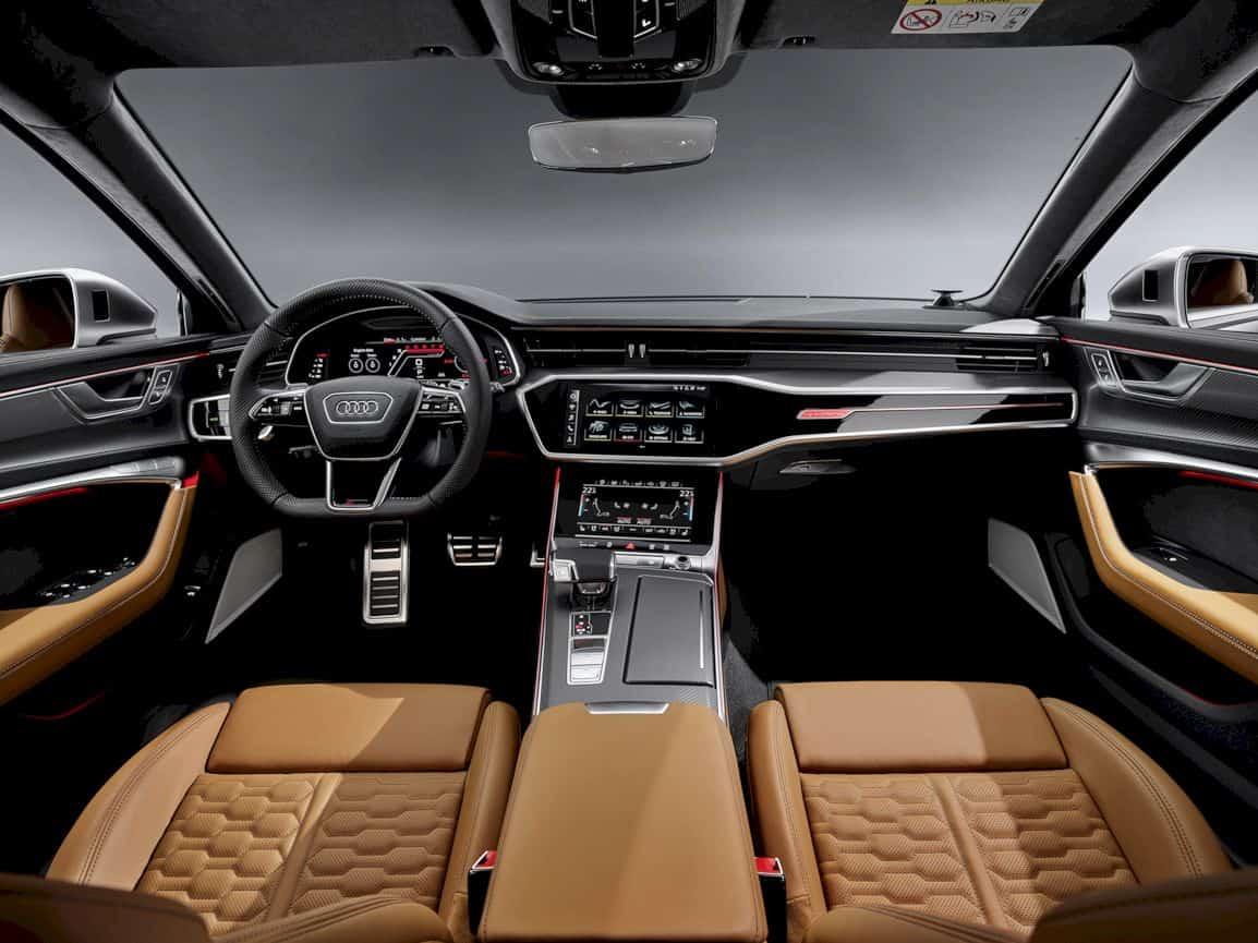 All New Audi Rs 6 Avant 10