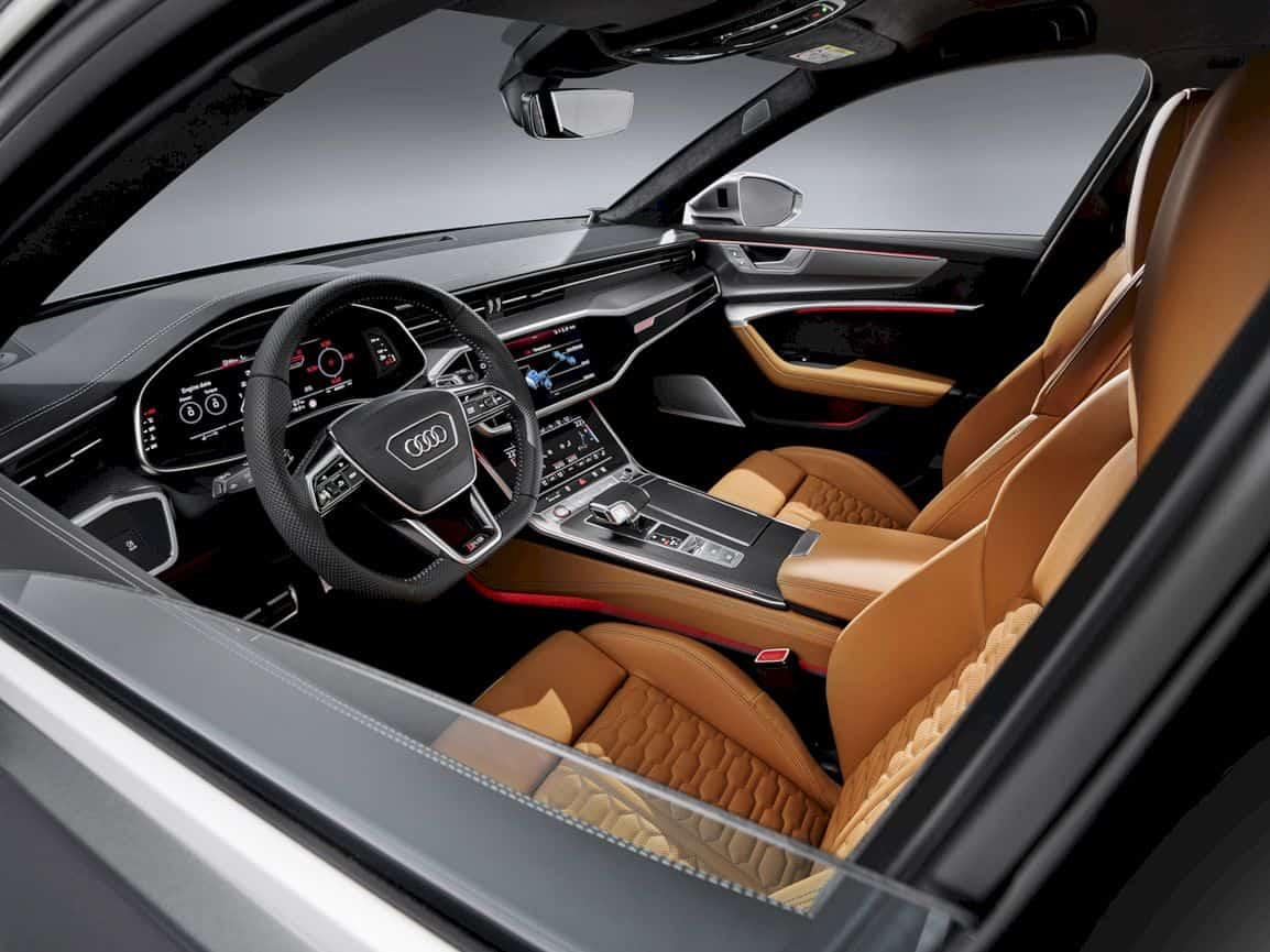 All New Audi Rs 6 Avant 11
