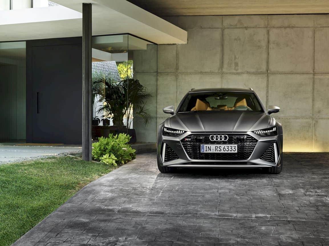 All New Audi Rs 6 Avant 12