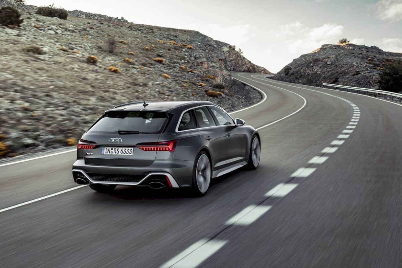 All New Audi Rs 6 Avant 13