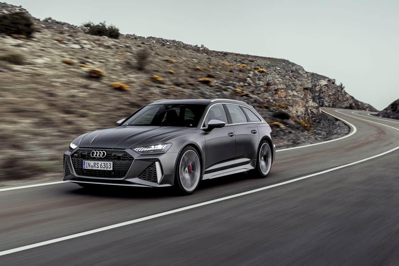 All New Audi Rs 6 Avant 14