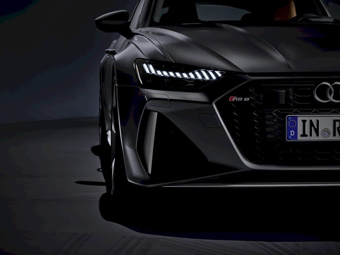 All New Audi Rs 6 Avant 6