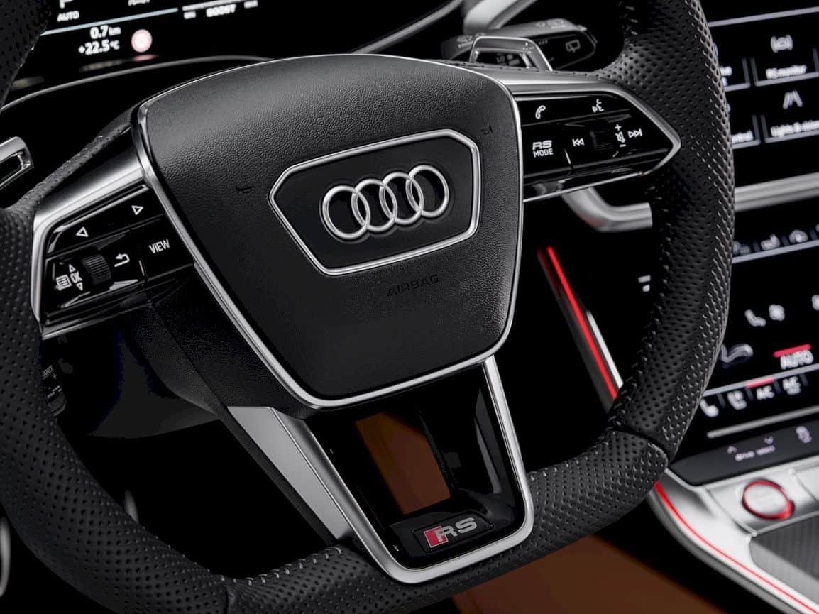 All New Audi Rs 6 Avant 8