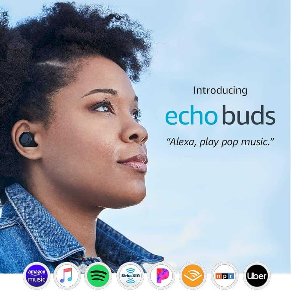 Amazon Echo Buds 2