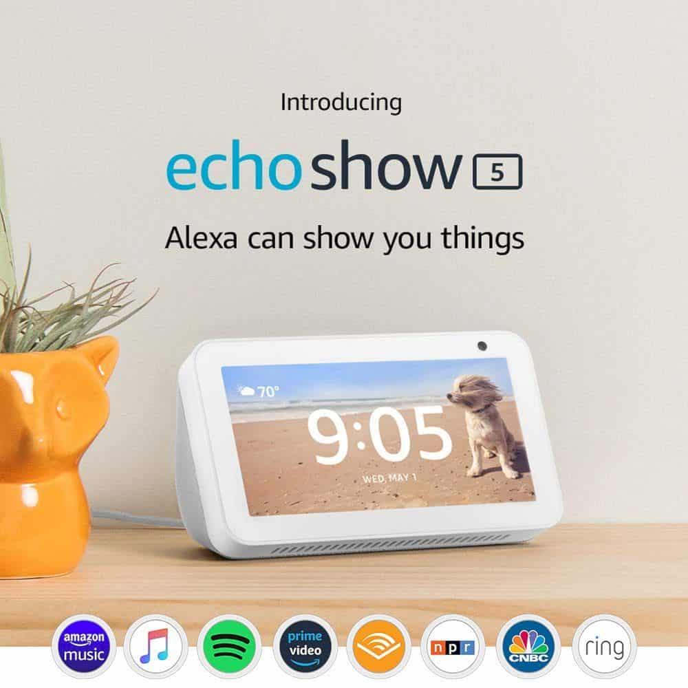 Amazon Echo Show 5 23