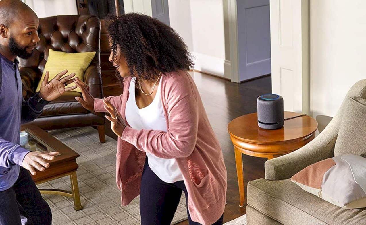 Amazon Echo Studio 3