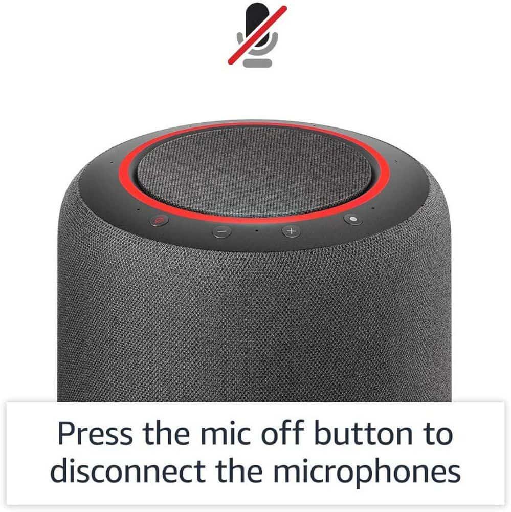 Amazon Echo Studio 7