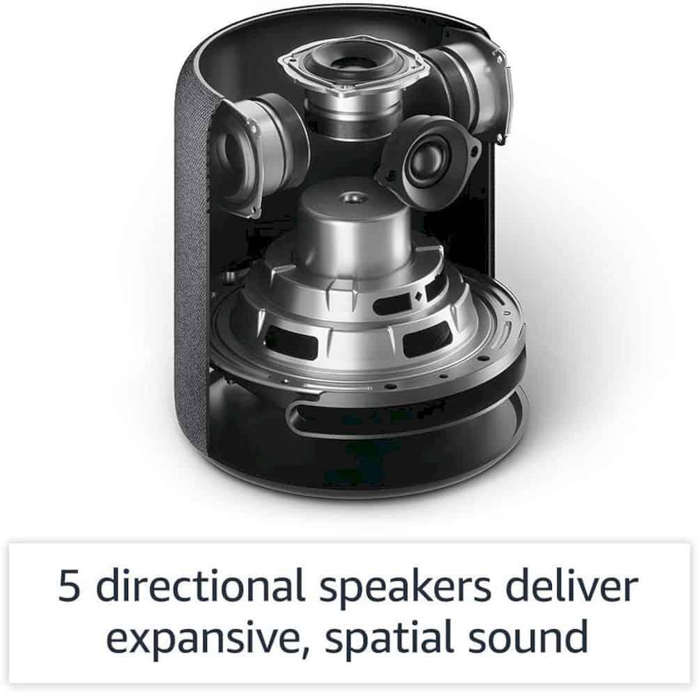 Amazon Echo Studio 9