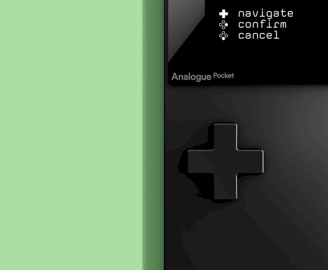 Analogue Pocket 9