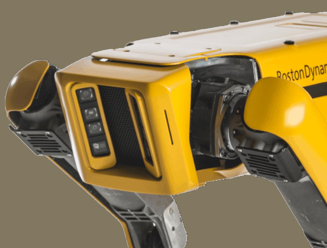 Boston Dynamics Spot 1