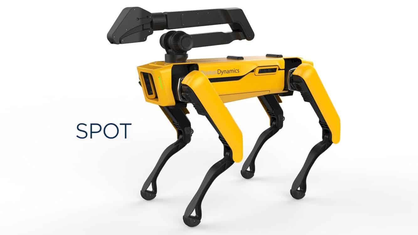 Boston Dynamics Spot 10