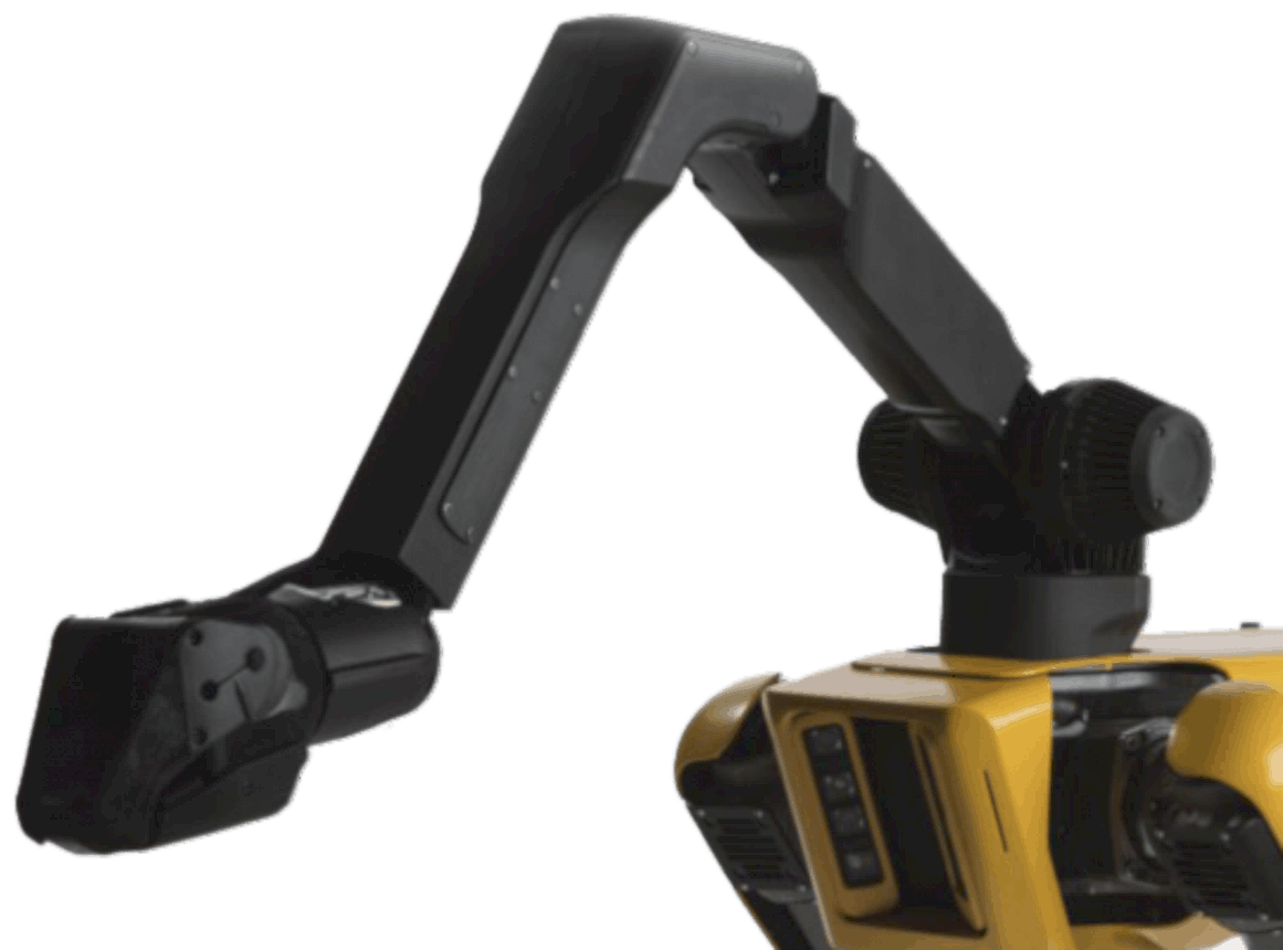 Boston Dynamics Spot 12