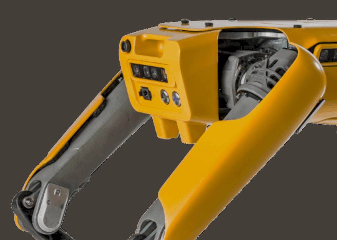 Boston Dynamics Spot 4