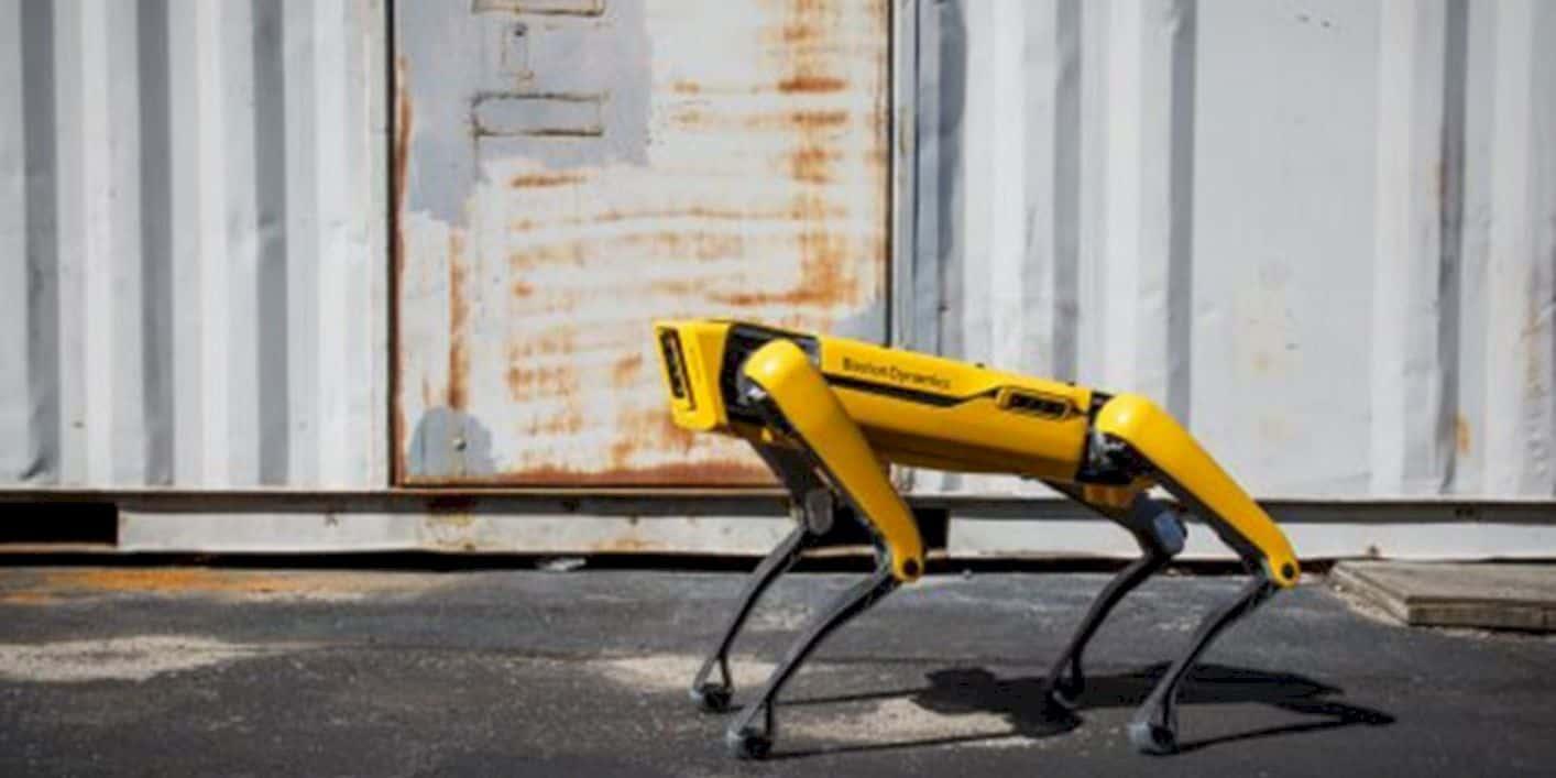 Boston Dynamics Spot 5