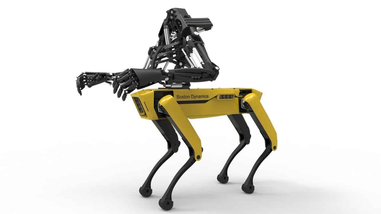 Boston Dynamics Spot 7