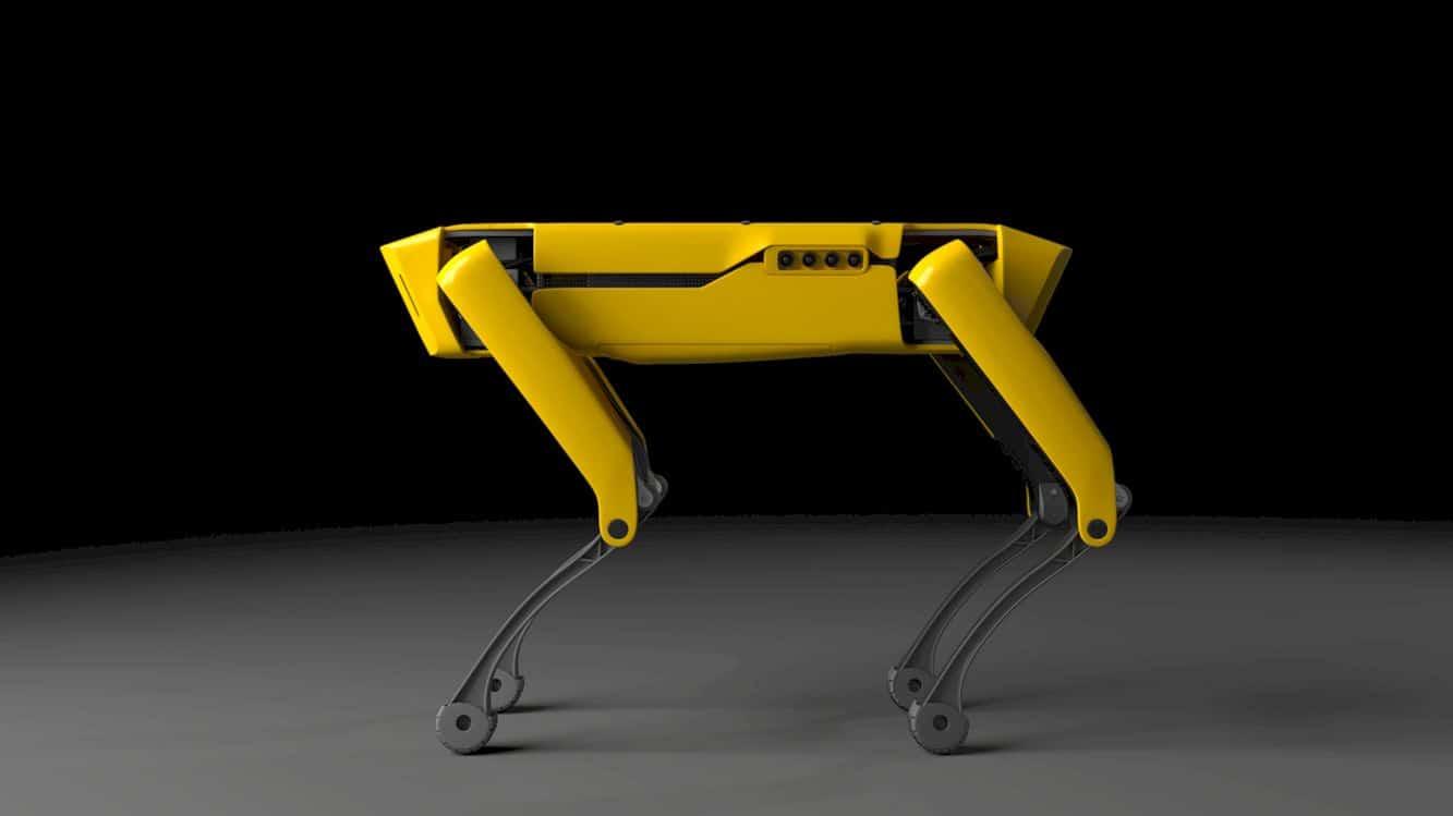Boston Dynamics Spot 8