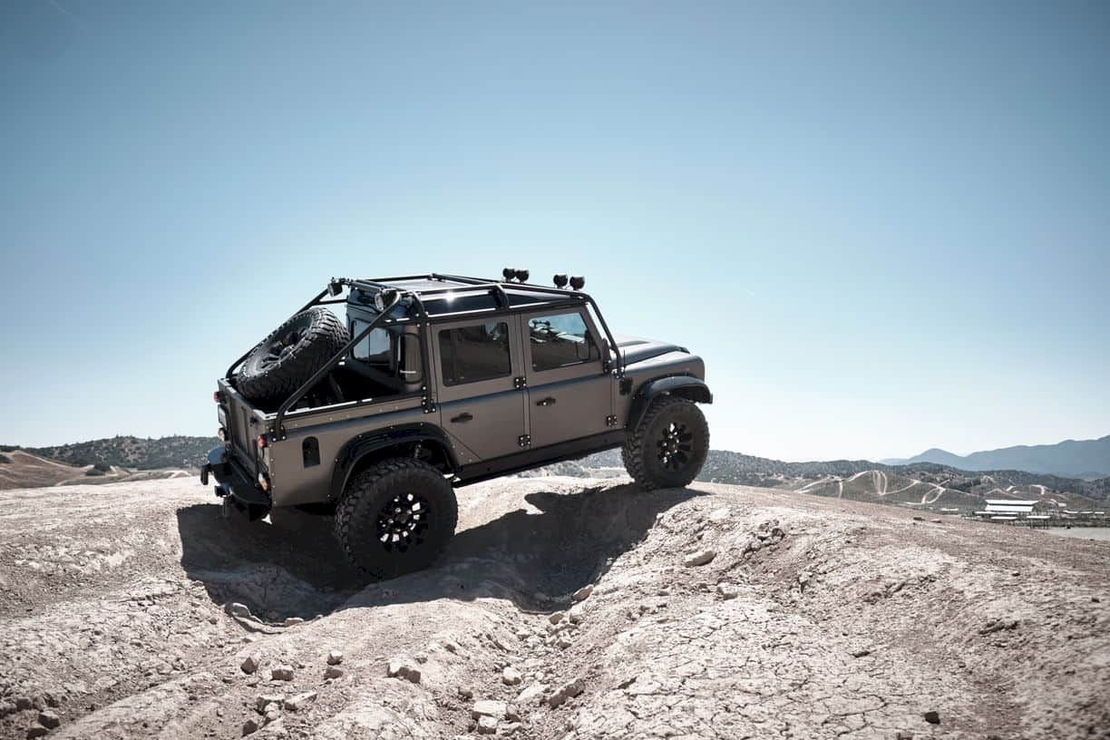 Himalaya Spectre Defender: The Truck for Those Who Want to be Seen, and Heard