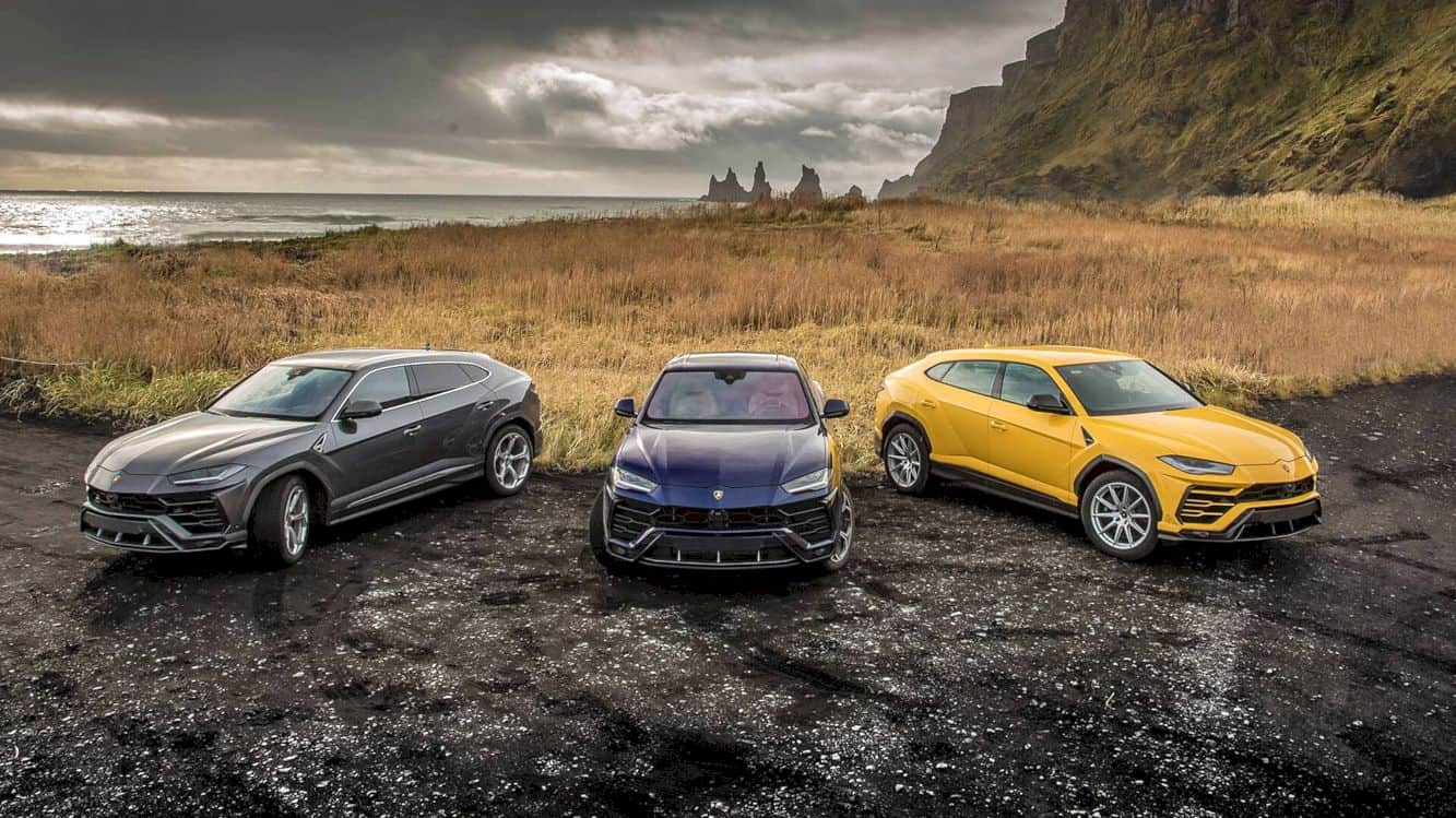 Lamborghini Urus: A Super Sports Car Soul and The Functionality Typical for An SUV