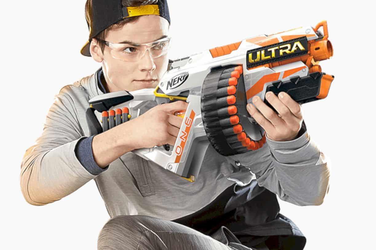 Nerf Ultra Blasters 1