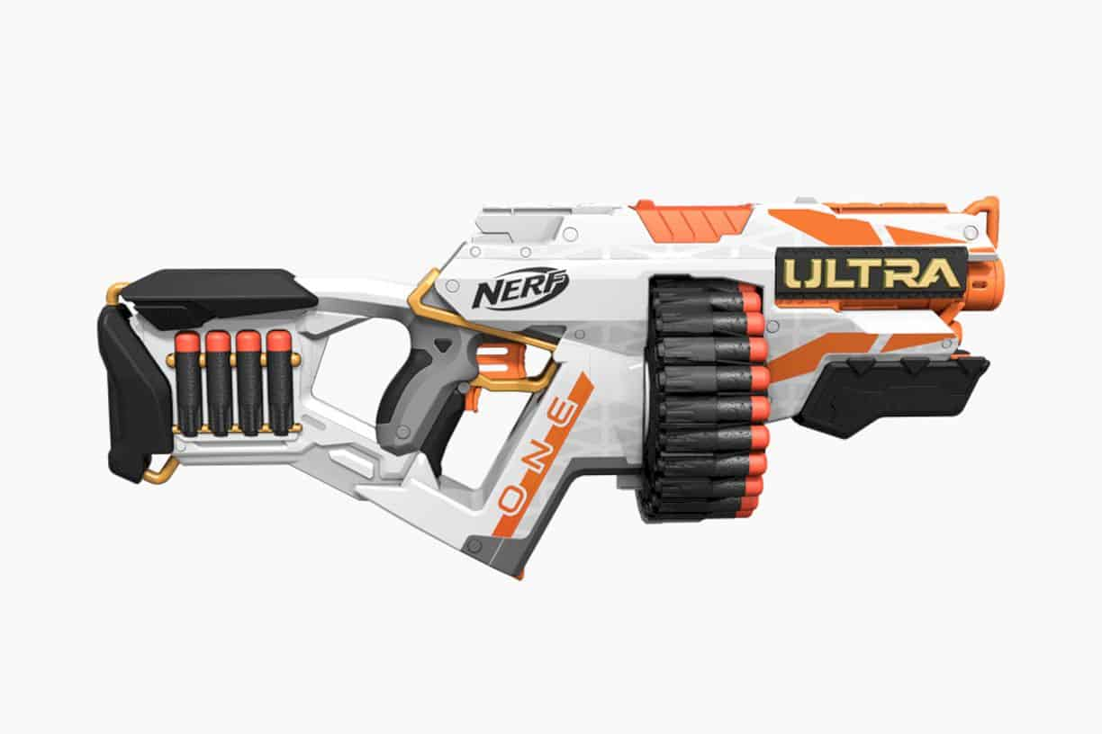 Nerf Ultra Blasters: The Farthest Flying Nerf Dart. EVER.