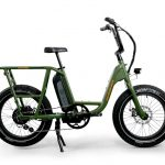 CityScrambler – Electric Adventure Bike: Combines Throwback Looks with the Best of Modern Technology