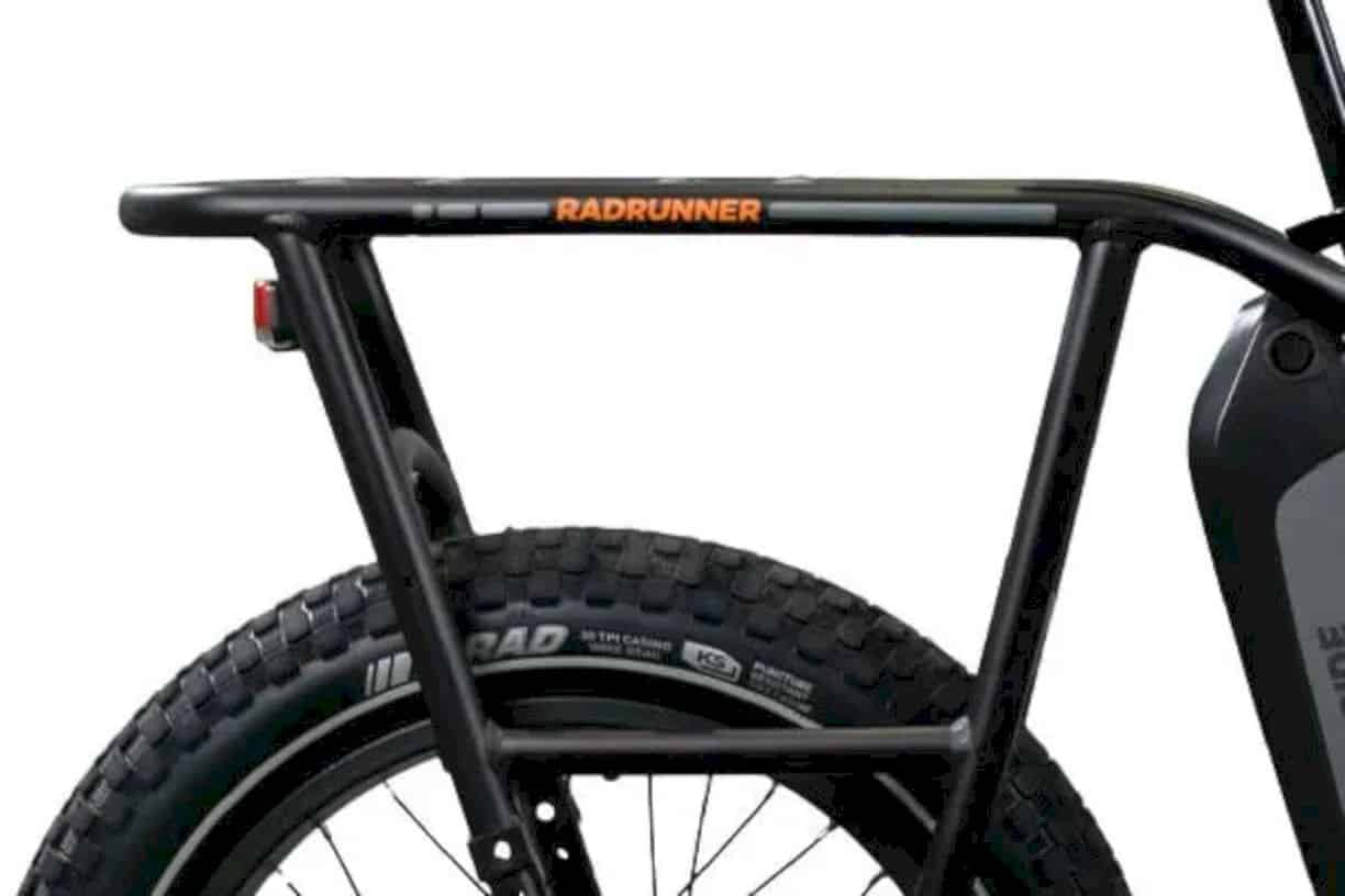 Radrunner Electric Utility Bike 18