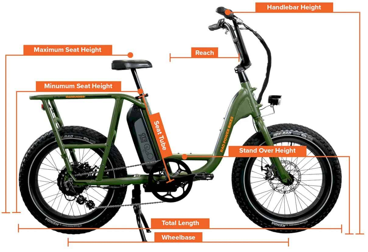 Radrunner Electric Utility Bike 7
