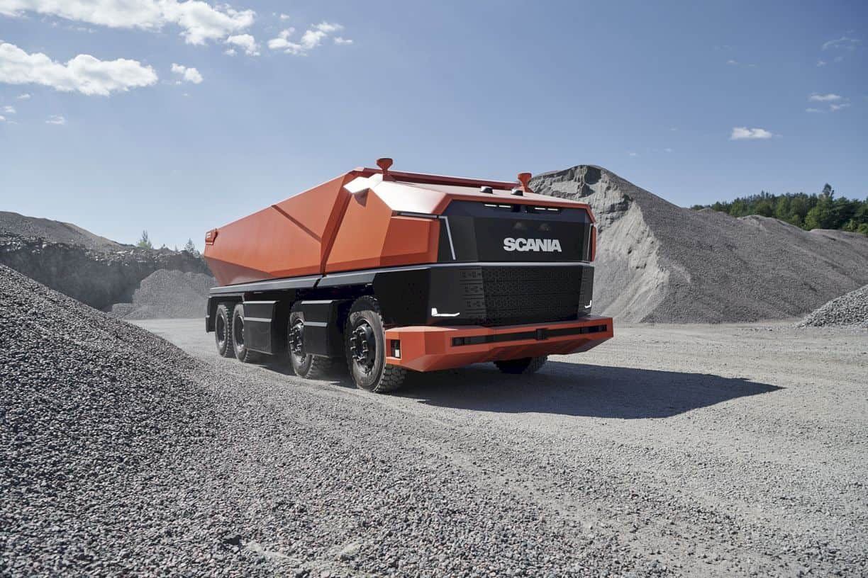 Scania Axl 10