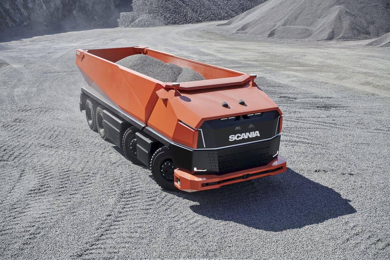 Scania Axl 11