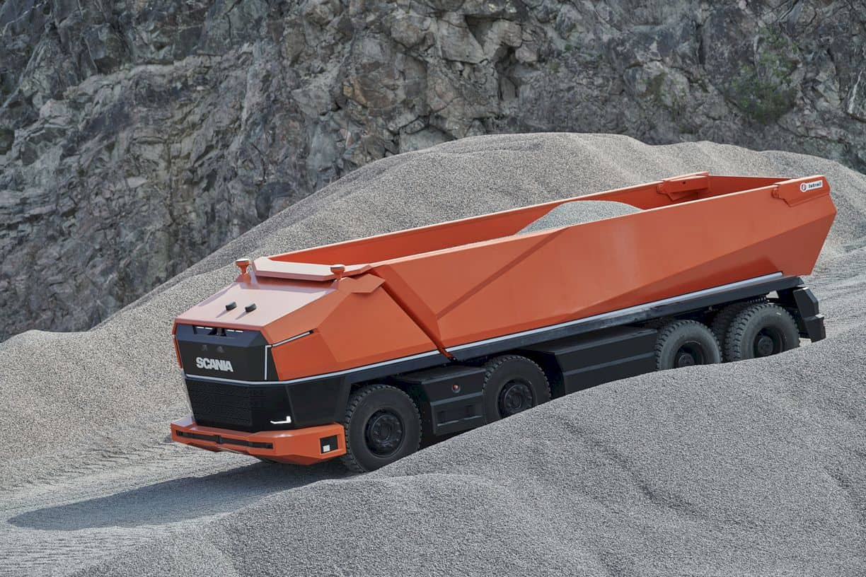 Scania Axl 12