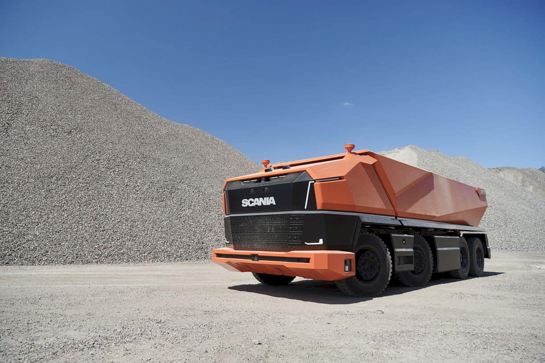 Scania Axl 14