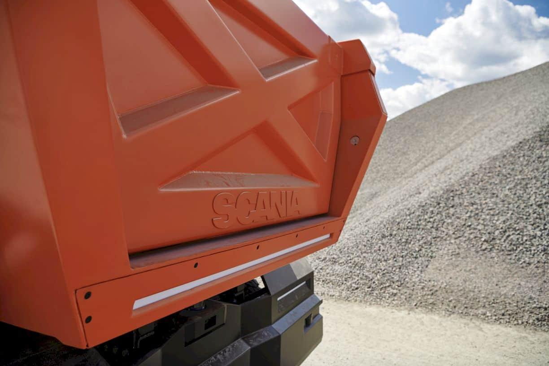 Scania Axl 4