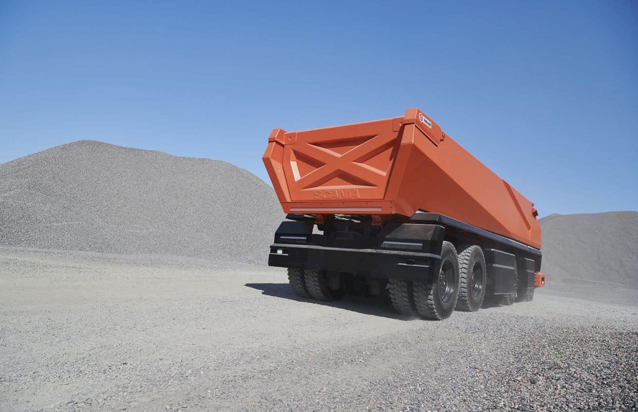 Scania Axl 9