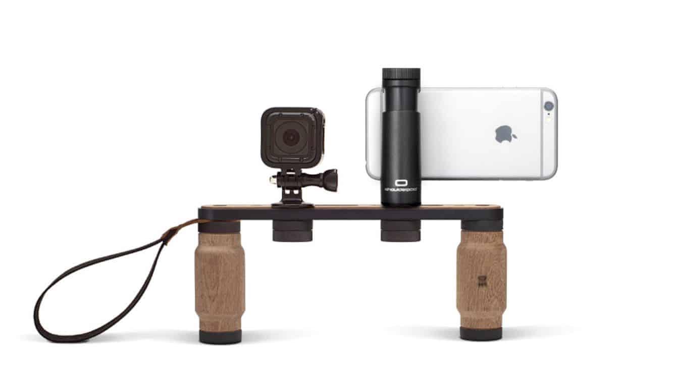 Shoulderpod: We Help You Go Mobile!