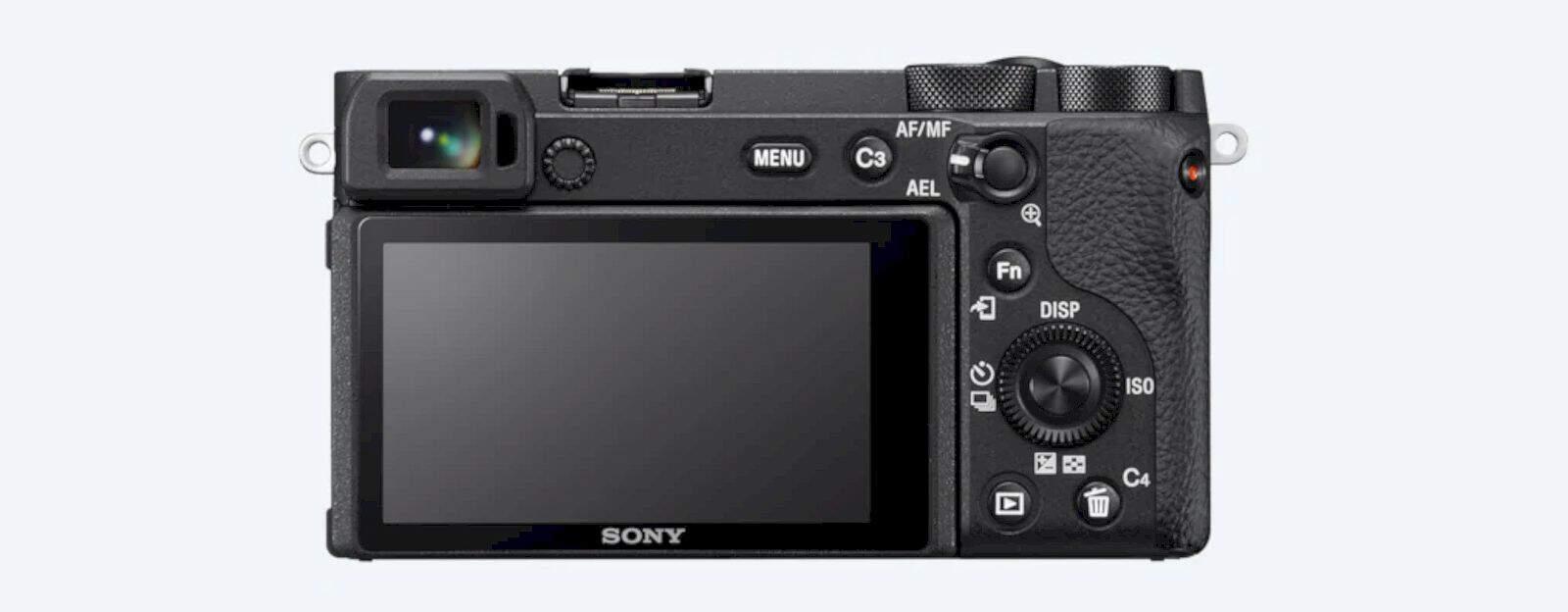 Sony α6600 Aps C Camera 1