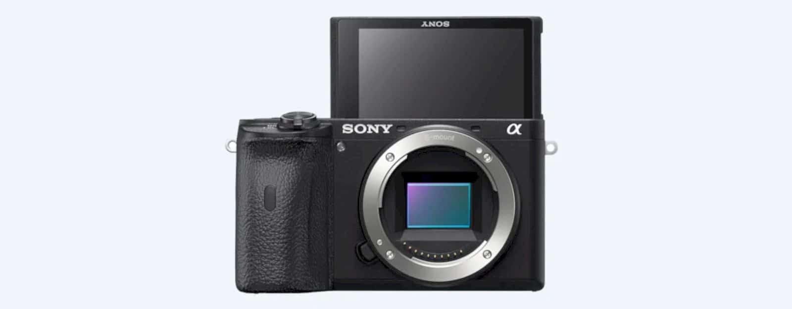 Sony α6600 Aps C Camera 10