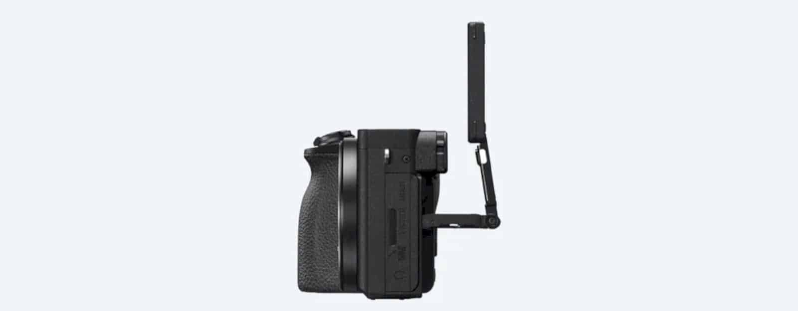 SONY α6600 APS-C Camera: A full-fledged toolkit for your imagination