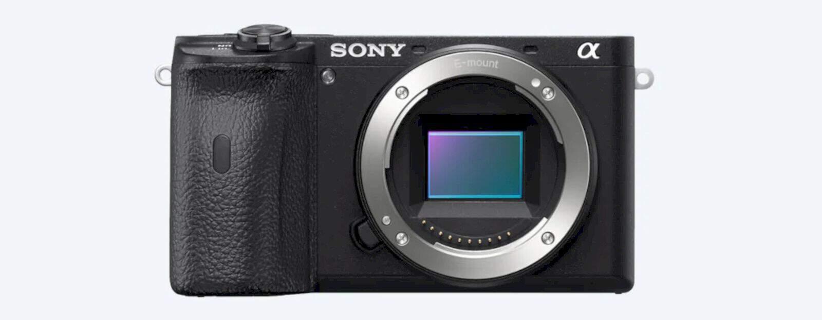 Sony α6600 Aps C Camera 3