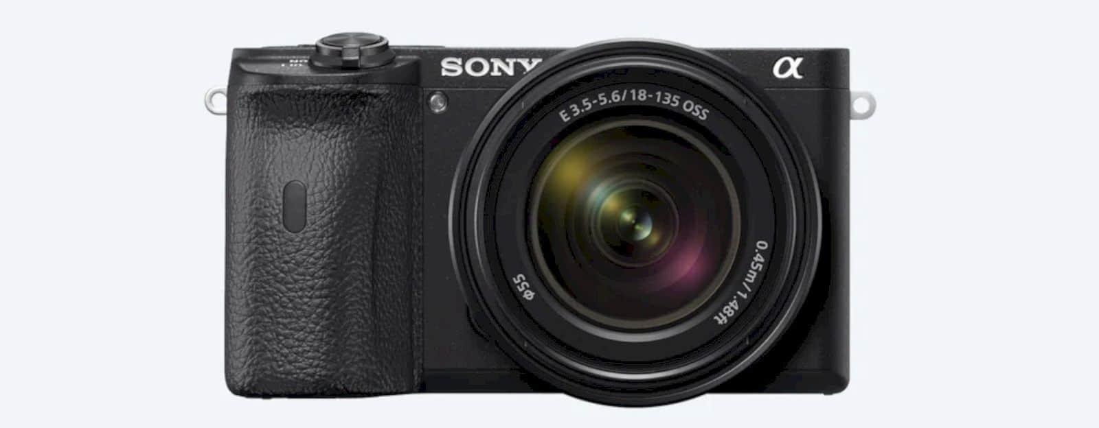 Sony α6600 Aps C Camera 4