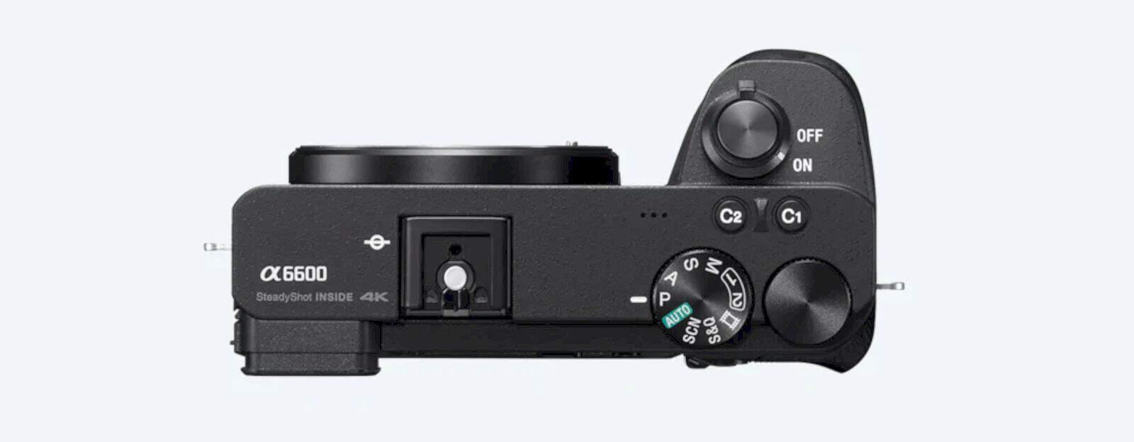 Sony α6600 Aps C Camera 8