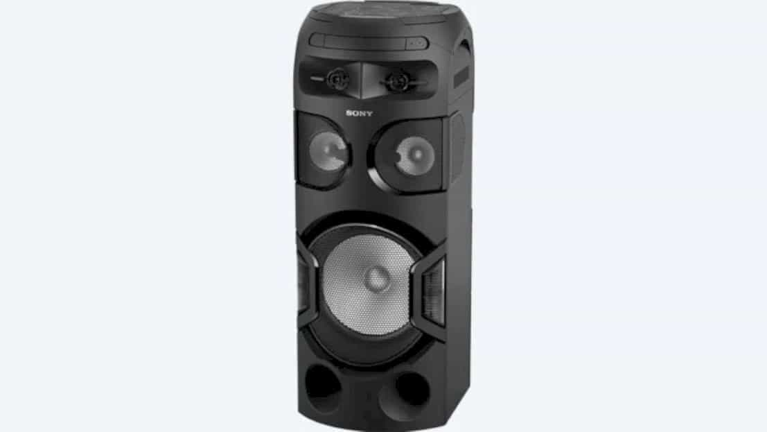 Sony V71 High Power Audio System 3